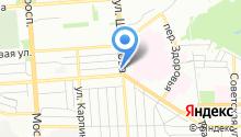 ProDrive на карте