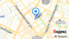 Conbez на карте