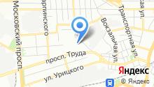 Impish Imp на карте