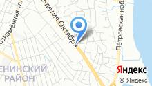 Glassika на карте