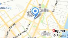 Capital Travel на карте