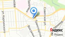 АвтоПартс на карте