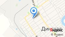 Управление ветеринарии Динского района на карте