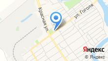 Магазин цветов на ул. Гоголя (Динская) на карте