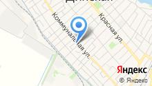 Магазин спутниковой связи на карте