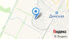 ПлазмаТЭК на карте