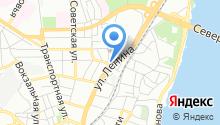Центр автокрасоты на карте