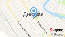 Общественная приемная депутата Бабанского А.А. на карте