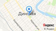 Управление образования Администрации Динского района на карте