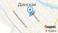 Краснодарская краевая общественная организация защиты прав потребителей на карте