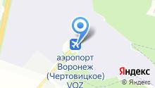 Avis на карте