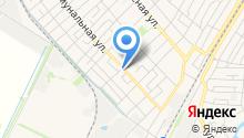 динскэлектрострой на карте