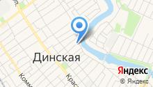 KDM на карте