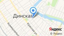 Общественная приемная депутата городской Думы Обухова С.П. на карте