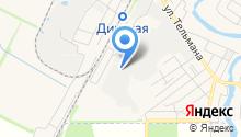 ККЗ на карте