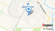 Краснодарский Компрессорный Завод на карте