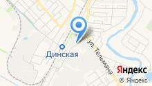 Вог-Кубань на карте
