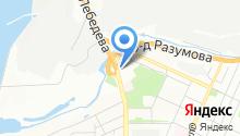 Hankook на карте