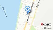Gruzcar на карте