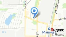 AUTOkey на карте