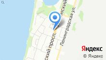 Reant на карте