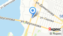 АВТОКЛАД на карте