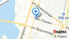 Пневмоклуб Черноземья на карте