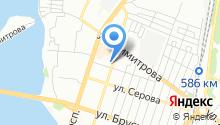Техник на карте