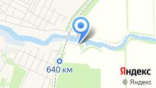 Андреевский парк на карте