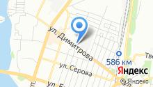 172 Центральный автомобильный ремонтный завод на карте