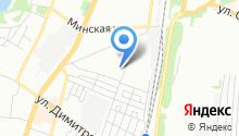 6 Таксопарк на карте