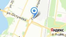 City mattress на карте