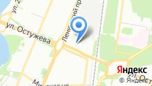 АВТОГРАД плюс на карте