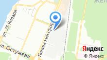ChipsAway на карте