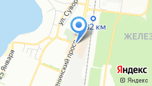 Amaia на карте