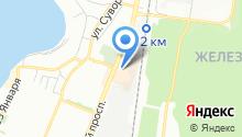 Dippin`Dots на карте