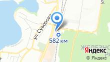Мег Авто на карте