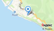 7 villa на карте