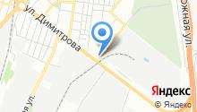 CARETA на карте