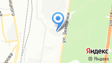 Cherbrooke на карте