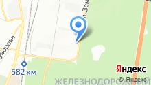 Воронежоблавтобыттранс, ПАО на карте