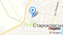 Центр кузовного ремонта на карте