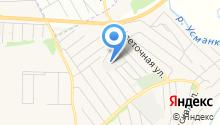 Падел Клуб Воронеж на карте