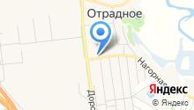 ОТРАДНОЕ-36 на карте