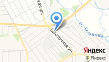 Стройтрейдсервис на карте
