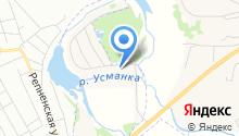 СЕРЕБРЯНЫЙ ОСТРОВ на карте