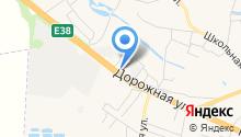 М36 на карте