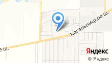 Детский дом-интернат г. Азова на карте