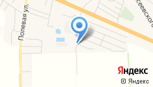 Автостоянка на ул. Квартальная на карте