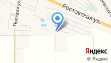 На Квартальной на карте